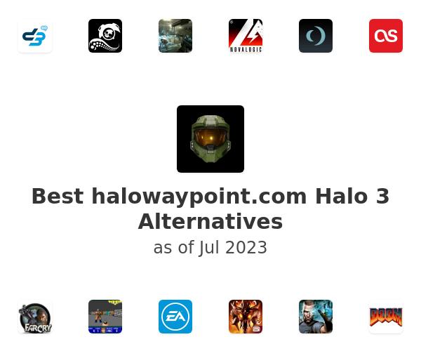 Best Halo 3 Alternatives