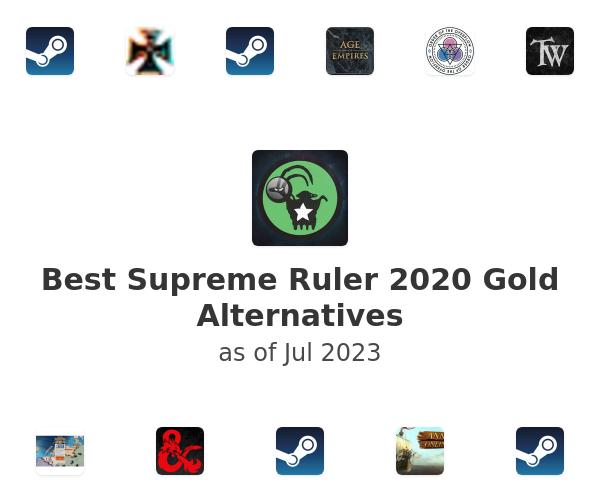 Best Supreme Ruler 2020 Gold Alternatives