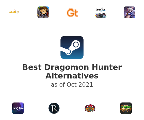 Best Dragomon Hunter Alternatives