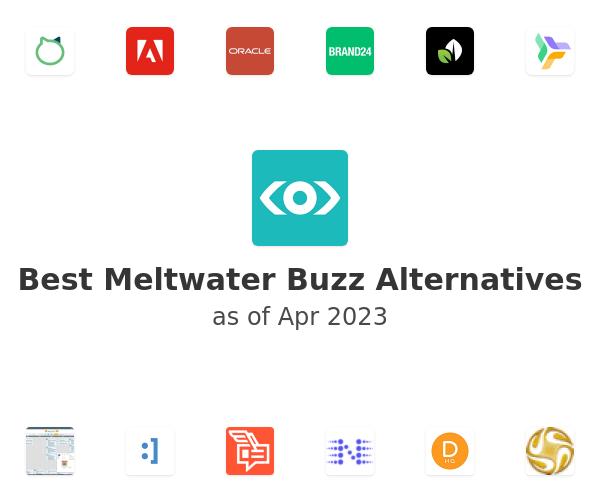 Best Meltwater Buzz Alternatives