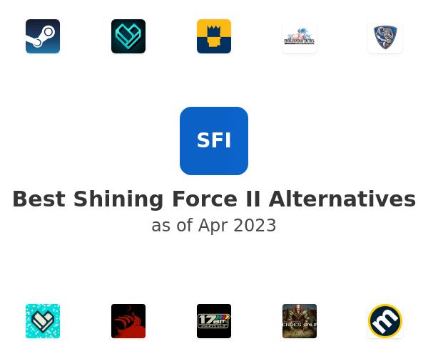 Best Shining Force II Alternatives
