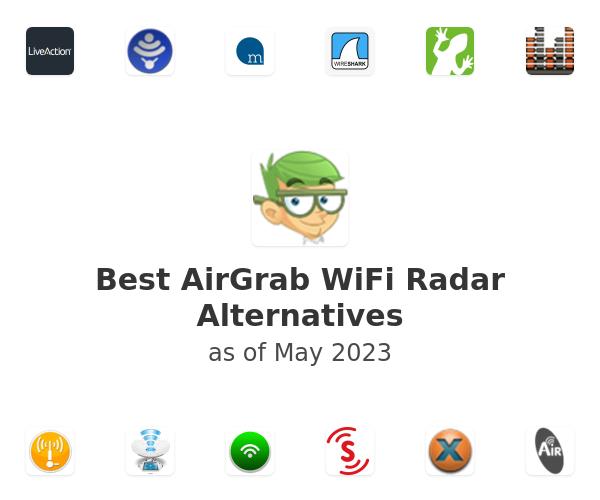 Best AirGrab WiFi Radar Alternatives