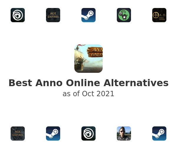 Best Anno Online Alternatives
