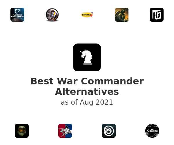 Best War Commander Alternatives