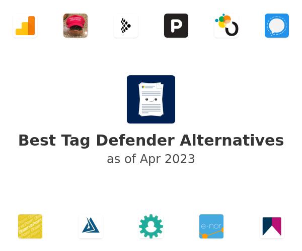 Best Tag Defender Alternatives