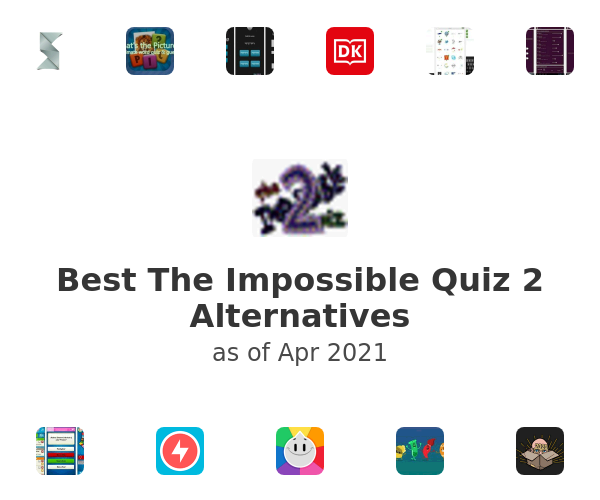 Best The Impossible Quiz 2 Alternatives
