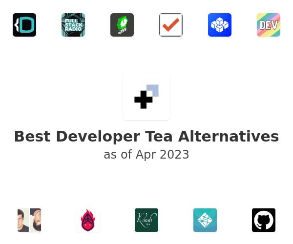 Best Developer Tea Alternatives