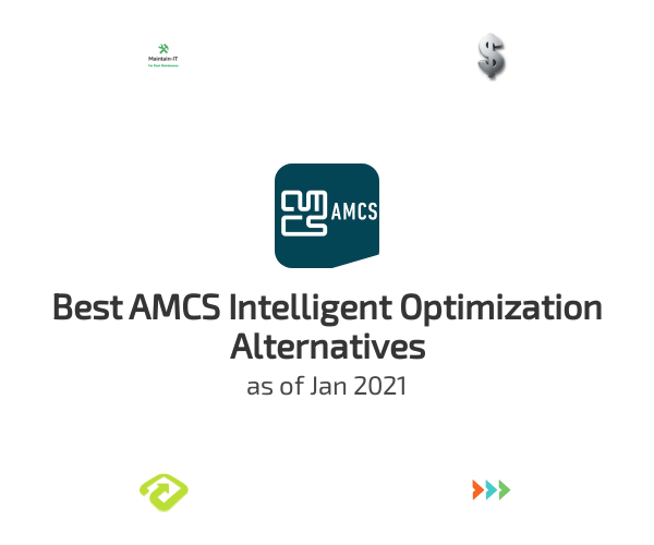 Best AMCS Intelligent Optimization Alternatives
