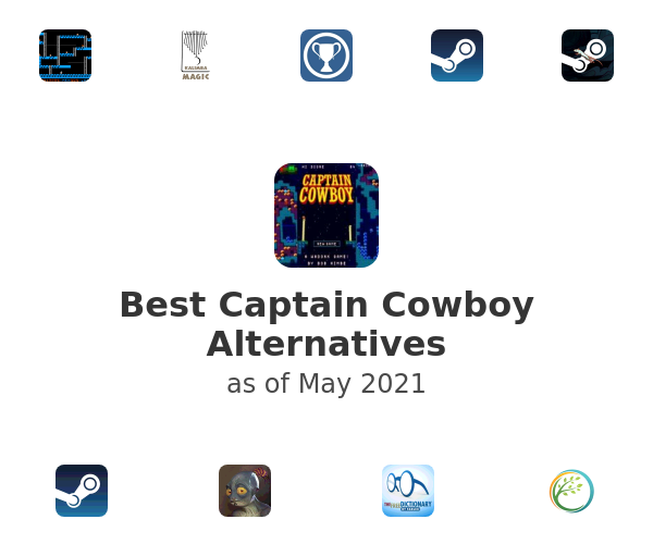 Best Captain Cowboy Alternatives