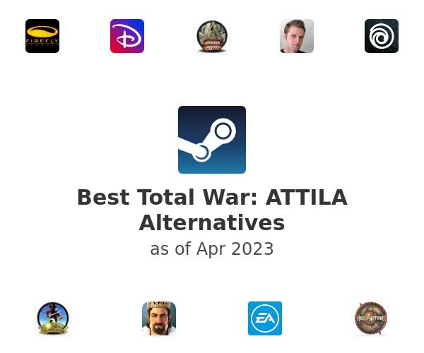 Best Total War: ATTILA Alternatives