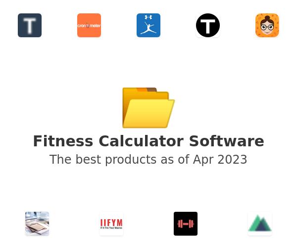 Fitness Calculator Software
