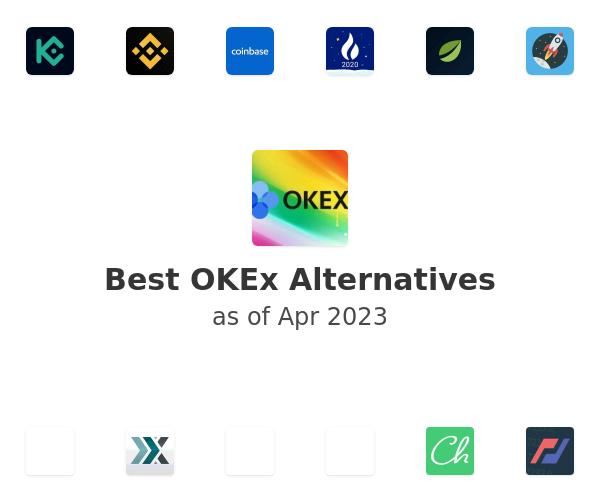 Best OKEx Alternatives