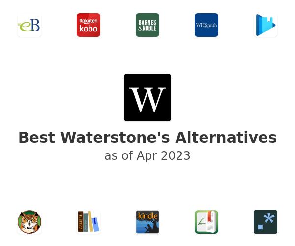 Best Waterstone's Alternatives