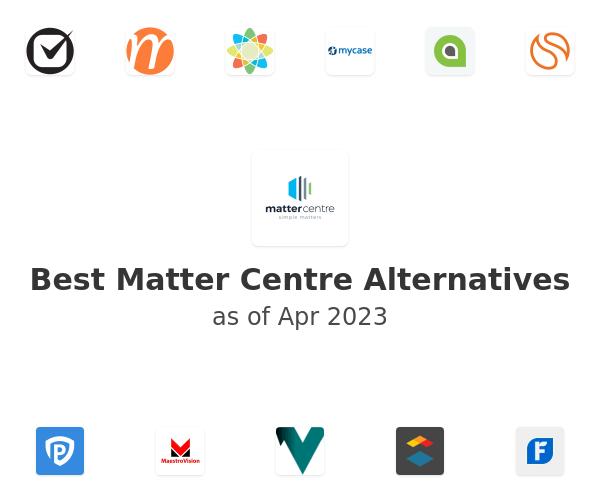 Best Matter Centre Alternatives