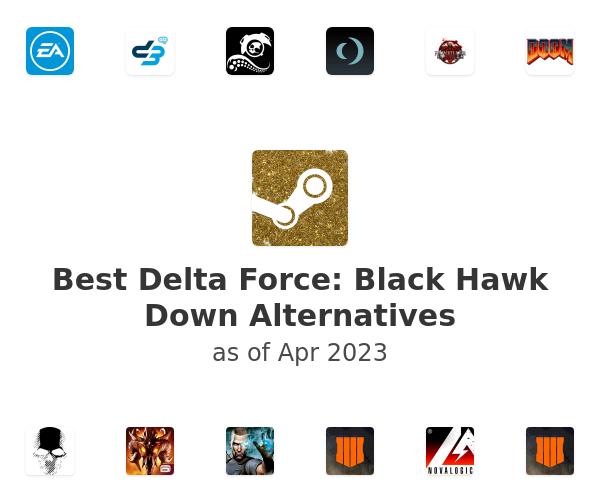 Best Delta Force: Black Hawk Down Alternatives
