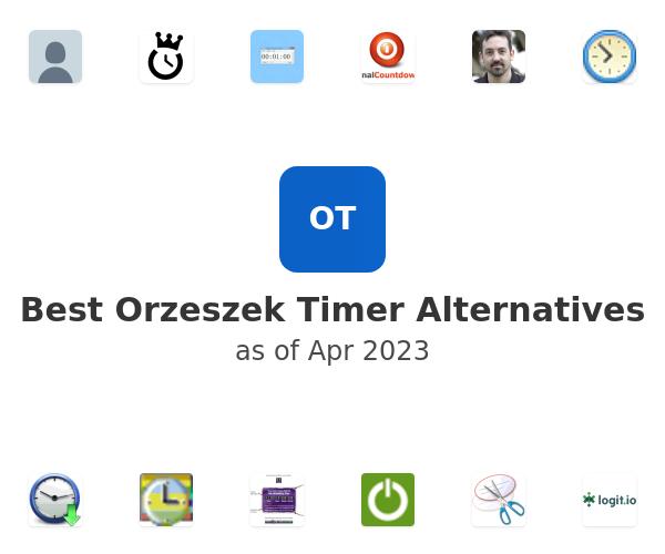 Best Orzeszek Timer Alternatives