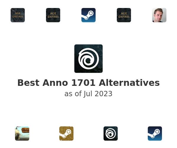 Best Anno 1701 Alternatives