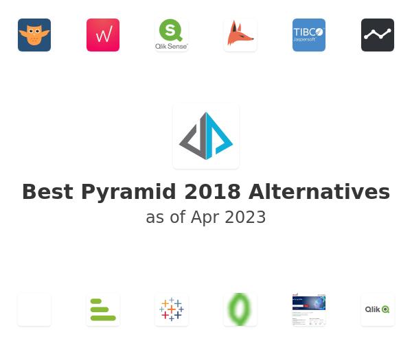 Best Pyramid 2018 Alternatives
