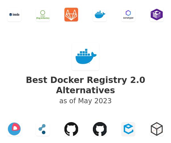 Best Docker Registry 2.0 Alternatives