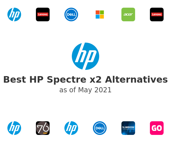 Best HP Spectre x2 Alternatives