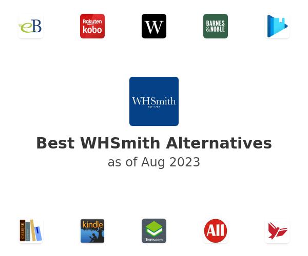 Best WHSmith Alternatives