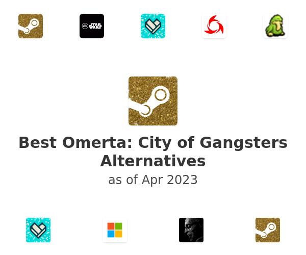 Best Omerta: City of Gangsters Alternatives
