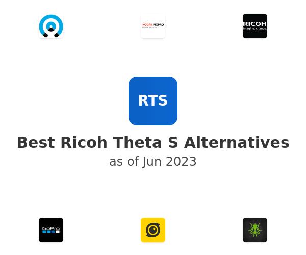 Best Ricoh Theta S Alternatives