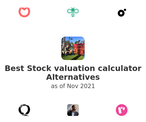 Best Stock valuation calculator Alternatives