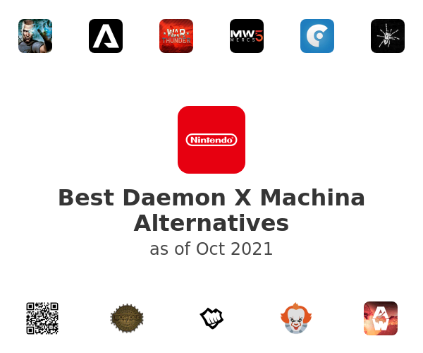 Best Daemon X Machina Alternatives