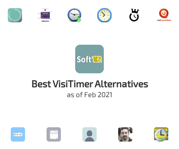 Best VisiTimer Alternatives