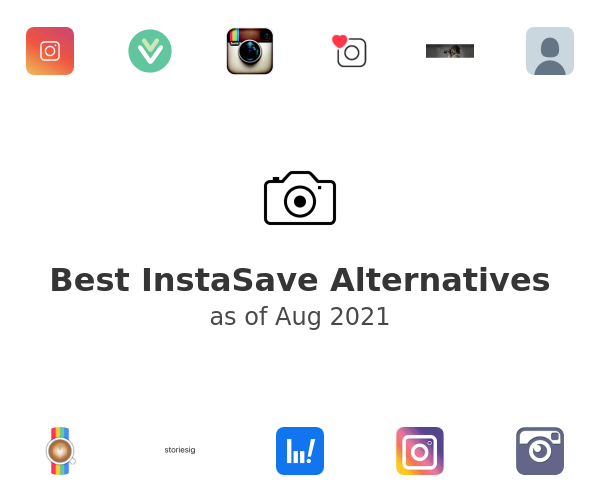 Best InstaSave Alternatives