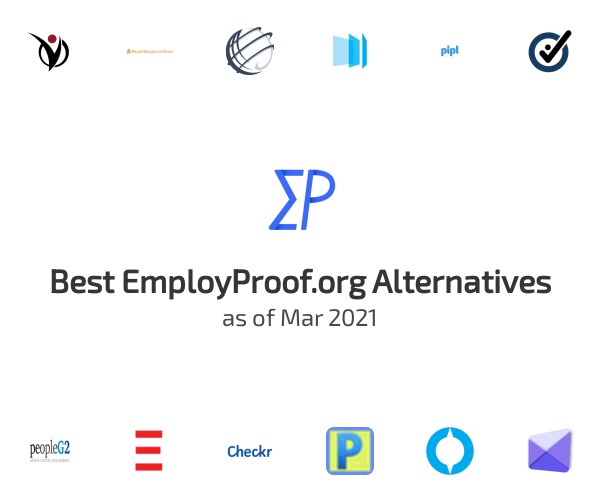 Best EmployProof.org Alternatives