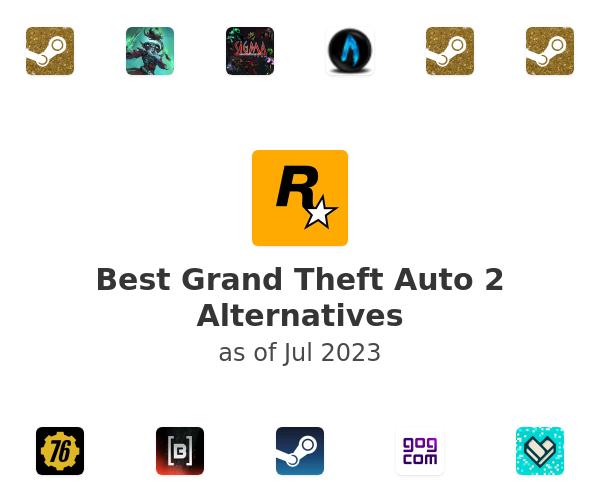 Best Grand Theft Auto 2 Alternatives