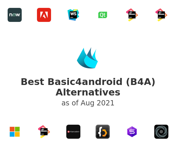 Best Basic4android (B4A) Alternatives