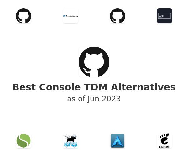 Best Console TDM Alternatives