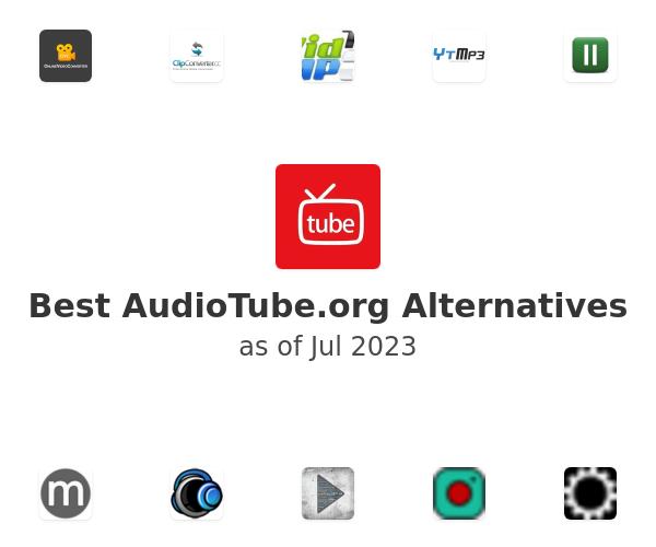 Best AudioTube.org Alternatives