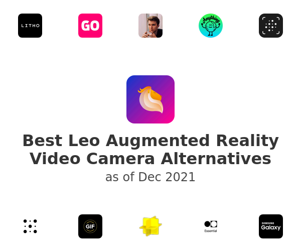Best Leo Augmented Reality Video Camera Alternatives