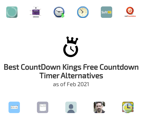 Best CountDown Kings Free Countdown Timer Alternatives