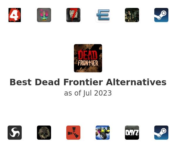 Best Dead Frontier Alternatives