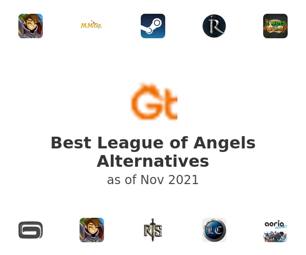 Best League of Angels Alternatives
