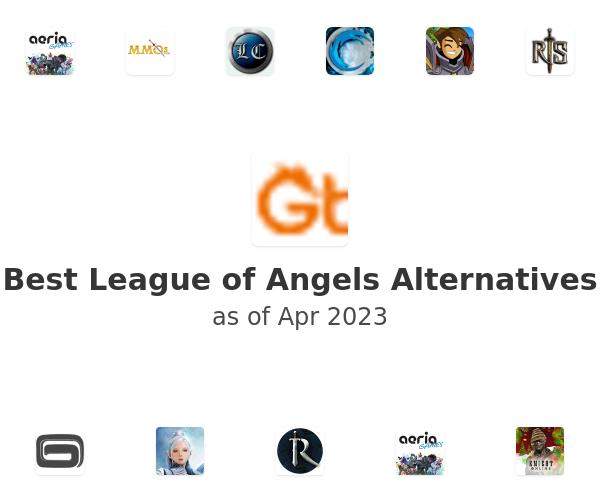 Best League of Angels Alternatives