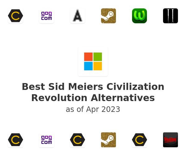 Best Sid Meiers Civilization Revolution Alternatives