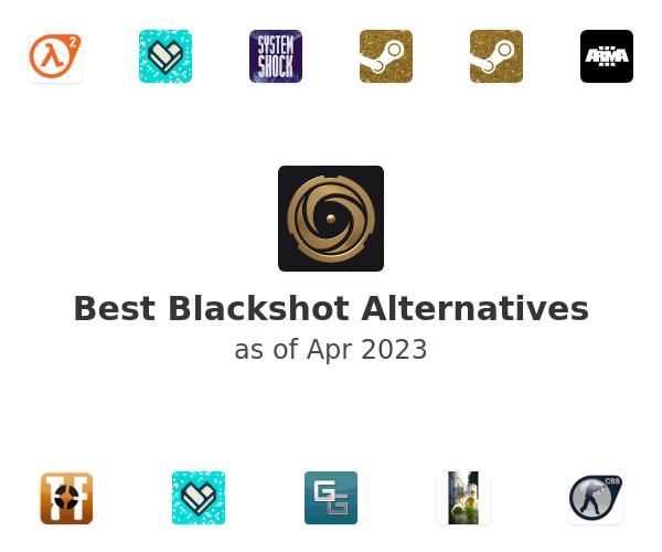 Best Blackshot Alternatives