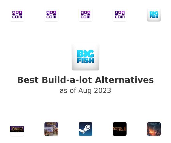 Best Build-a-lot Alternatives