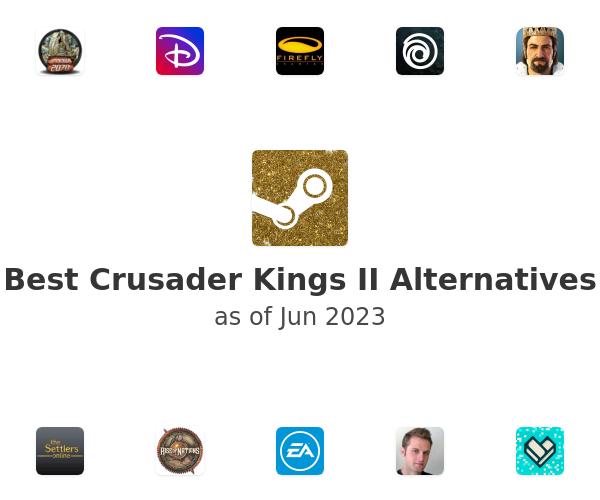 Best Crusader Kings II Alternatives