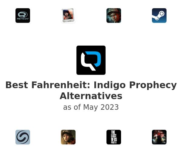 Best Fahrenheit: Indigo Prophecy Alternatives