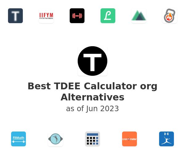 Best TDEE Calculator org Alternatives
