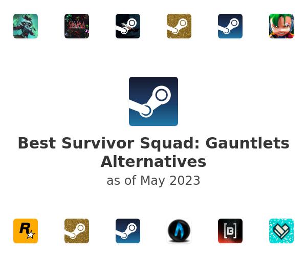 Best Survivor Squad: Gauntlets Alternatives