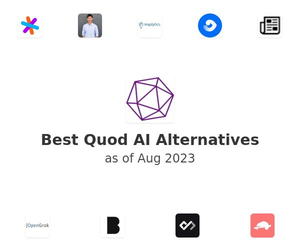 Best Quod AI Alternatives