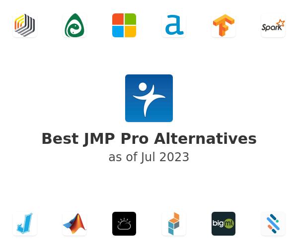 Best JMP Pro Alternatives
